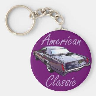 Amerikanisches Klassiker-Cadillac-Eldorado 1967 Schlüsselanhänger