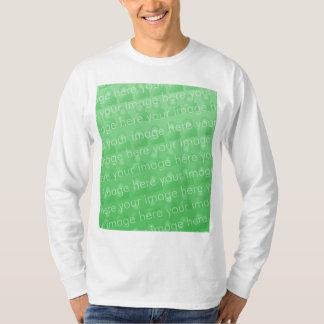 Amerikanisches Kleiderlange Hülse (angepasst) Shirt