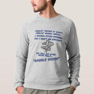 Amerikanisches Kleiderraglan-Sweatshirt Sweatshirt
