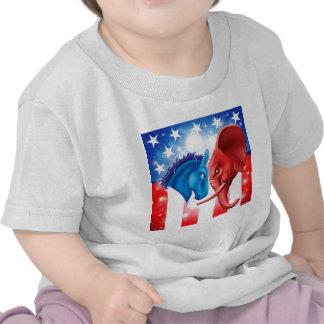 Amerikanisches Politik-Konzept Shirts