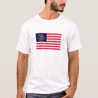 Amerikanisches Shirt der mexikanischen