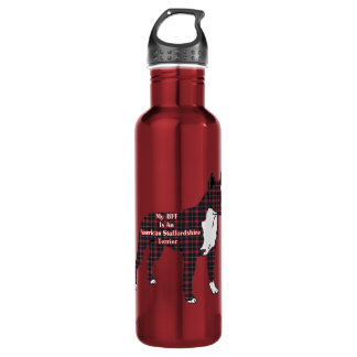Amerikanisches Staffordshire-Terrier BESTE Trinkflaschen