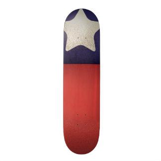 Amerikanisches Superheld Logo Personalisierte Skatedecks