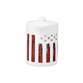 Amerikanisches US Flagge Vintag