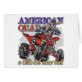 Amerikanisches Viererkabel Karte