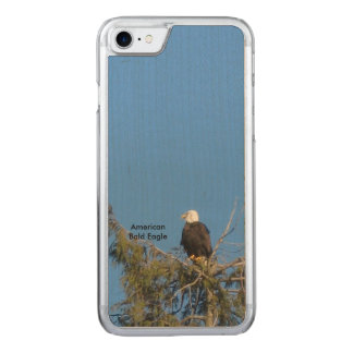 Amerikanisches Weißkopfseeadler iPhone 6 Carved iPhone 8/7 Hülle