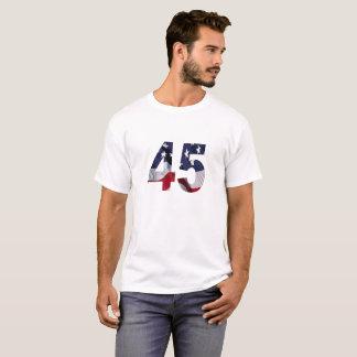 """Amerikas 45. Präsident"" ""Präsident Trump"" #MAGA T-Shirt"