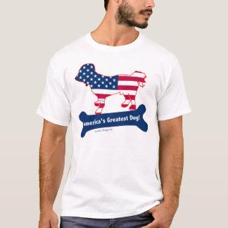 Amerikas bestster HundeT - Shirt