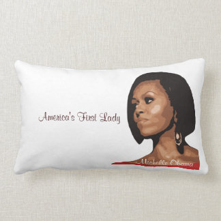 Amerikas First Lady/Amerikas Präsident Lendenkissen