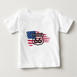 Amerikas Route 66 Baby T-shirt