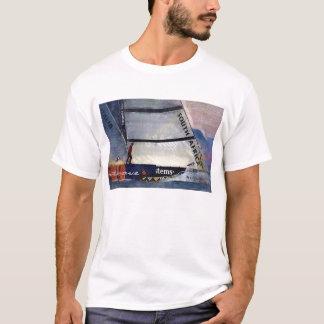 Amerikas Schale Valencia Spanien 200, Rennen T-Shirt