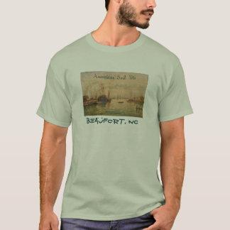 Amerikas Segel Beaufort 2006 NC - (hinter) T-Shirt