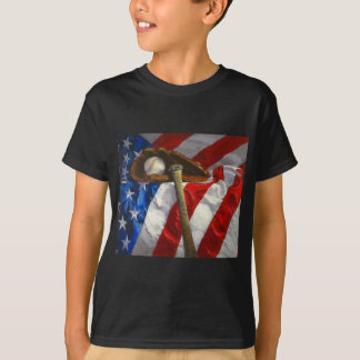 Amerikas Spiel T-Shirt