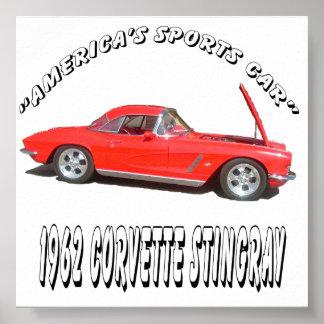 """Amerikas Sport-Auto "" Poster"