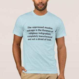 Amerikas Überleben als freie, sichere Nation hängt T-Shirt