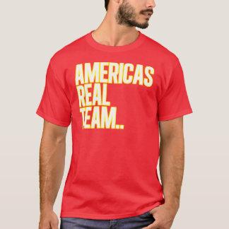 Amerikas wirkliches Team T-Shirt