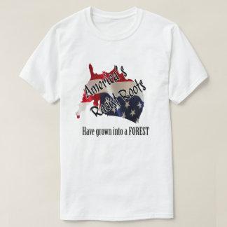 Amerikas Wurzeln T-Shirt