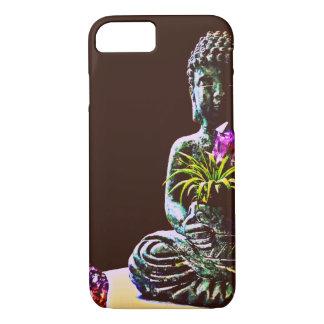 Amethyst Buddha kaum dort Apple iPhone Kasten iPhone 8/7 Hülle