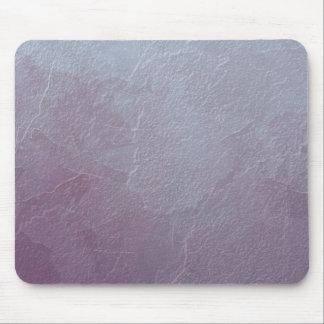 Amethyst Eis-abstrakte Kunst Mousepad