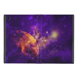 Amethyst Himmel, goldenes Nebelfleck iPad des Schutzhülle Fürs iPad Mini