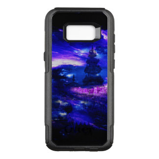 Amethyst Saphir-Bali-Träume OtterBox Commuter Samsung Galaxy S8+ Hülle