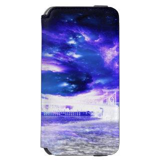 Amethyst Saphir-Budapest-Träume Incipio Watson™ iPhone 6 Geldbörsen Hülle