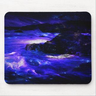 Amethyst Saphir-Inder-Träume Mousepad