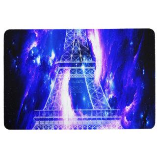 Amethyst Saphir-Paris-Träume Bodenmatte