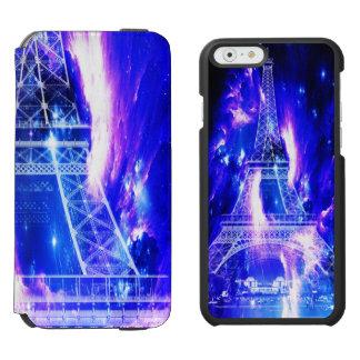 Amethyst Saphir-Paris-Träume Incipio Watson™ iPhone 6 Geldbörsen Hülle