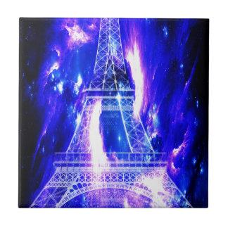 Amethyst Saphir-Paris-Träume Keramikfliese