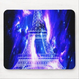 Amethyst Saphir-Paris-Träume Mousepad