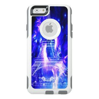 Amethyst Saphir-Paris-Träume OtterBox iPhone 6/6s Hülle