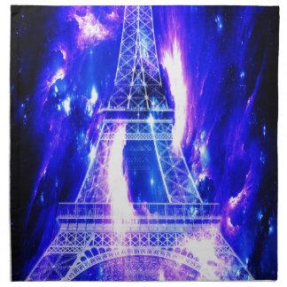 Amethyst Saphir-Paris-Träume Stoffserviette