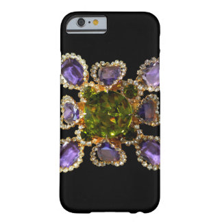 Amethyst und Peridot Barely There iPhone 6 Hülle