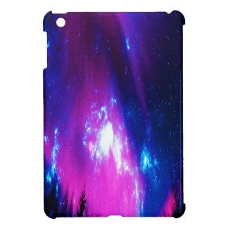 Amethyst Winter-Himmel iPad Mini Hülle