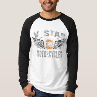 amgrfx - T-Shirt v-Stern-650