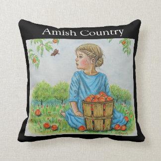 Amisches Land Anna im Obstgarten-Kissen Kissen
