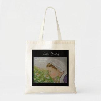 Amisches Land-Inspirational Zitat-Taschen-Tasche Tragetasche