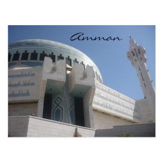 Amman-Moschee Postkarte