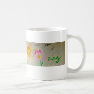 amomzing Zeichnen Kaffeetasse