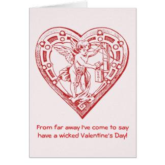 Amor am Posten-Kasten Karte