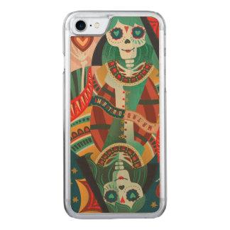 Amor Eterno Reya dünnes Ahorn iPhone 6 Carved iPhone 8/7 Hülle