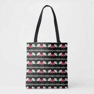 Amor-Muster Tasche