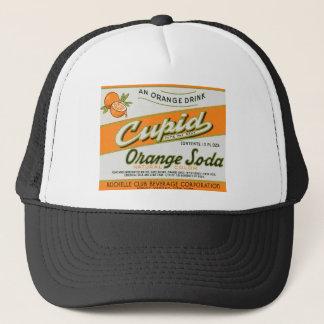 Amor-orange Soda Truckerkappe