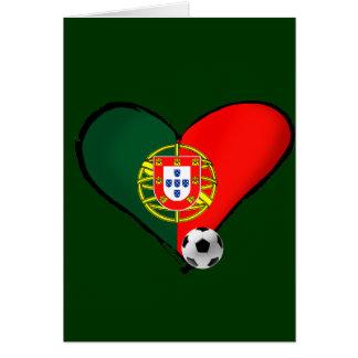 Amor, Portugal e Futebol - O que mais vôce quer? Karte