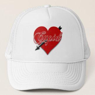 Amor-Valentinsgruß-Geschenke und Amor-Kleid Truckerkappe