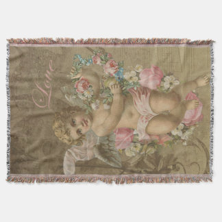 Amor - Vintag Decke