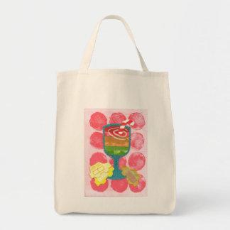 Ampel-Milchshake-Tasche Einkaufstasche
