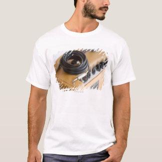 Ampere und Kabel T-Shirt