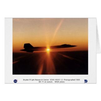 Amsel Lockheeds SR-71 Karte